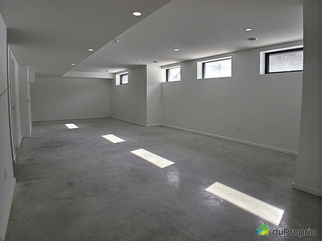 Maison neuve vendu mirabel immobilier qu bec duproprio for Dalle chauffante exterieur