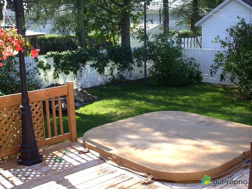 Maison vendu shawinigan sud immobilier qu bec duproprio 251895 - Maison a vendre a spa ...