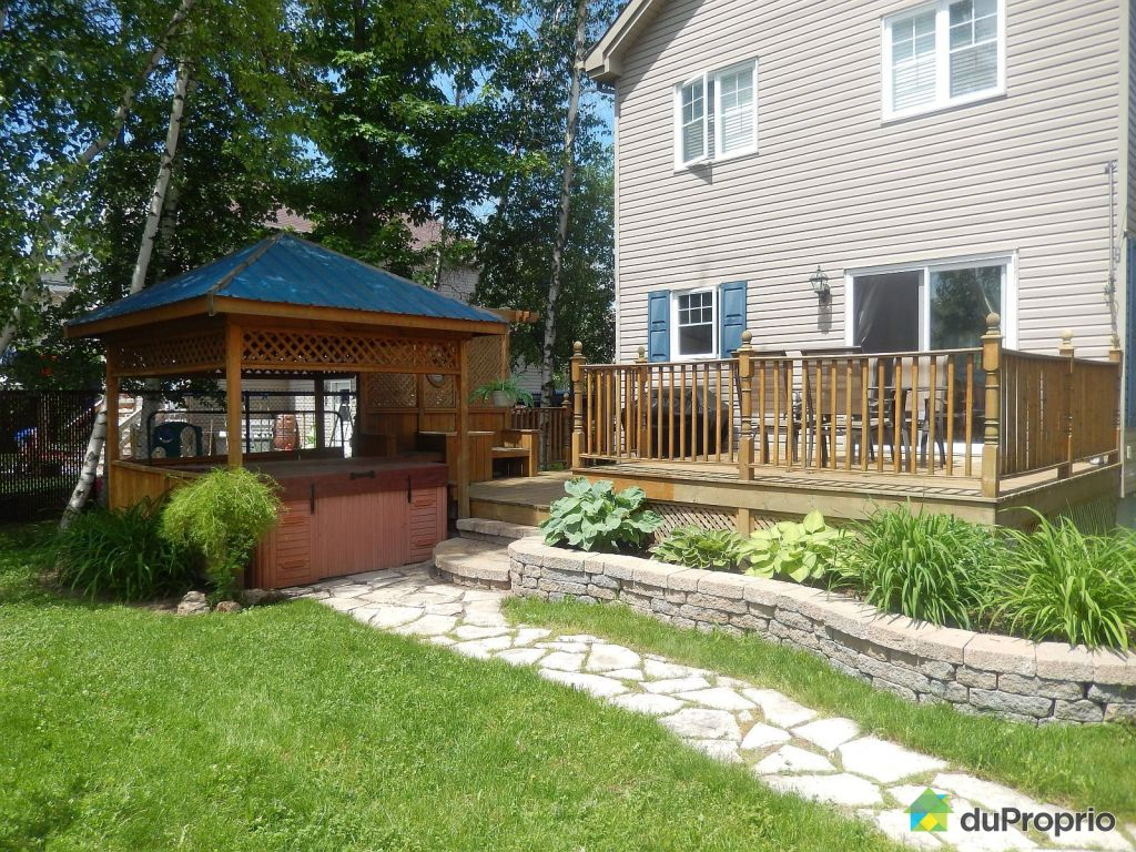 Maison vendre coteau du lac 138 rue de beaujeu immobilier qu bec dupro - Maison a vendre a spa ...