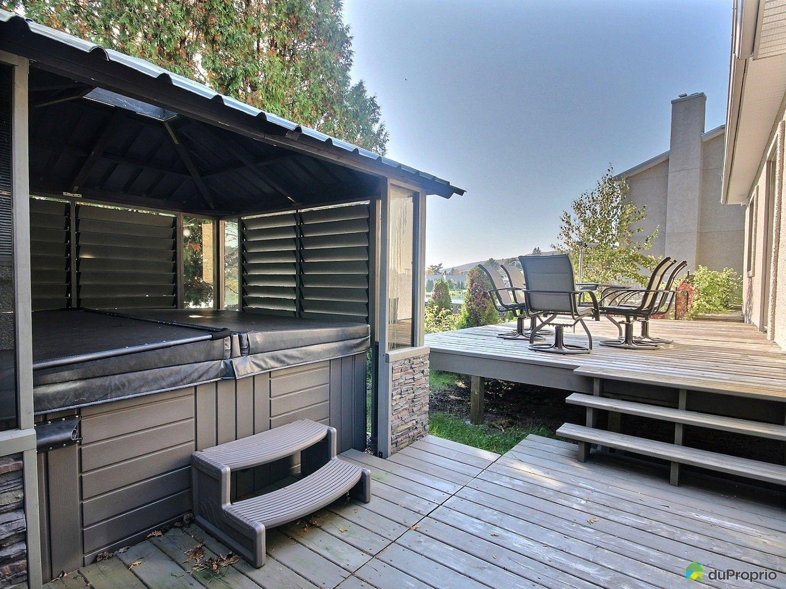 Maison vendu st damien immobilier qu bec duproprio 552258 - Maison a vendre a spa ...