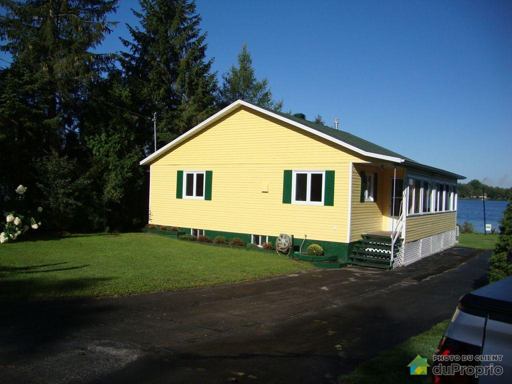 5110 avenue du tour du lac sud shawinigan lac a la for Acheter une maison sans agent