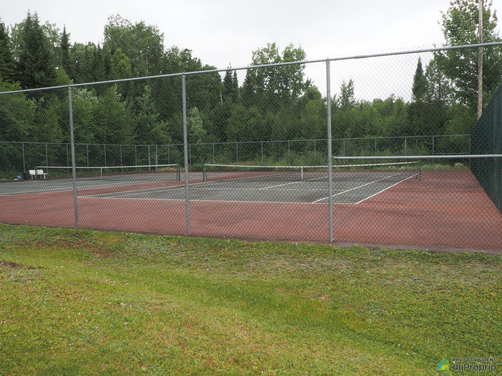 Terrain r sidentiel vendre ste prax de 805 chemin du for Terrain de tennis prix