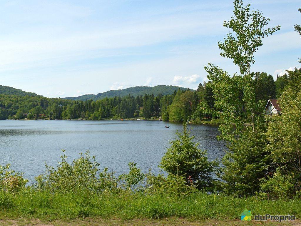 terrain a vendre lac beauport proprietes etangs a. Black Bedroom Furniture Sets. Home Design Ideas