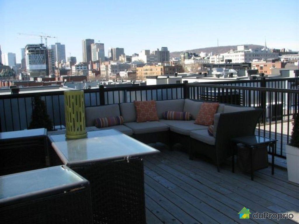 Condo vendu montr al immobilier qu bec duproprio 320497 - Appartement a louer vieux port montreal ...