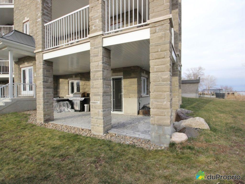 Condo vendre repentigny 102 1304 rue notre dame for Club piscine repentigny