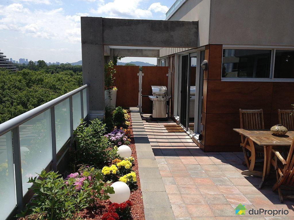 Condo vendu montr al immobilier qu bec duproprio 433853 for Appartement avec piscine montreal