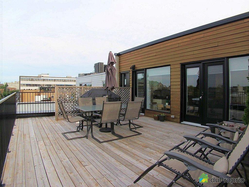 condo vendu montr al immobilier qu bec duproprio 434957. Black Bedroom Furniture Sets. Home Design Ideas
