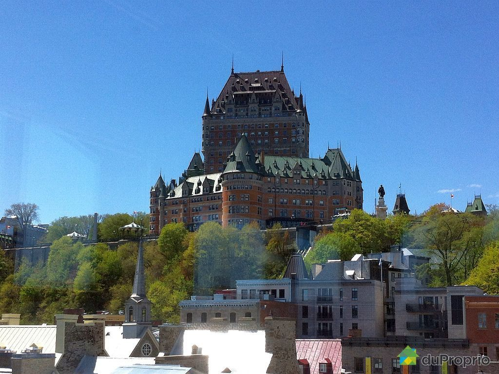 Condo vendu VieuxPort, immobilier Québec  DuProprio  4870