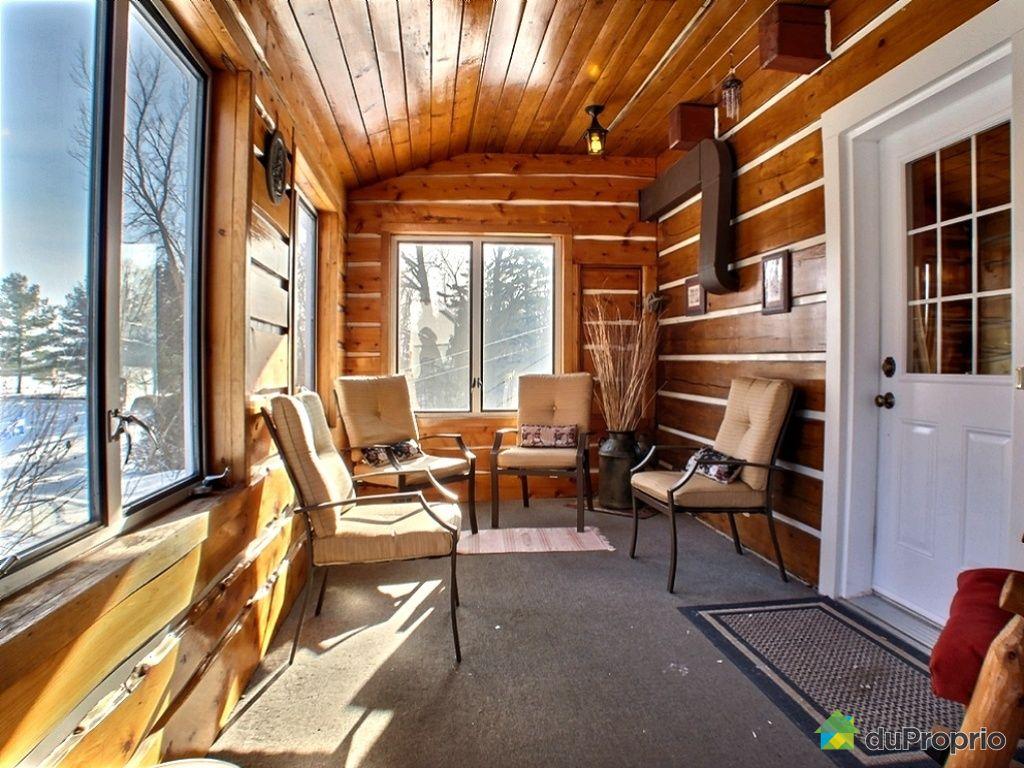 Extension bois en kit for Extension maison quebec