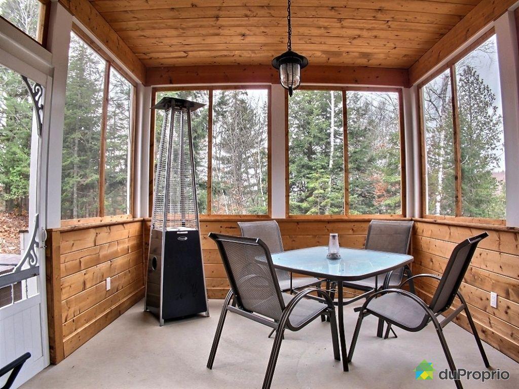 veranda a vendre. Black Bedroom Furniture Sets. Home Design Ideas