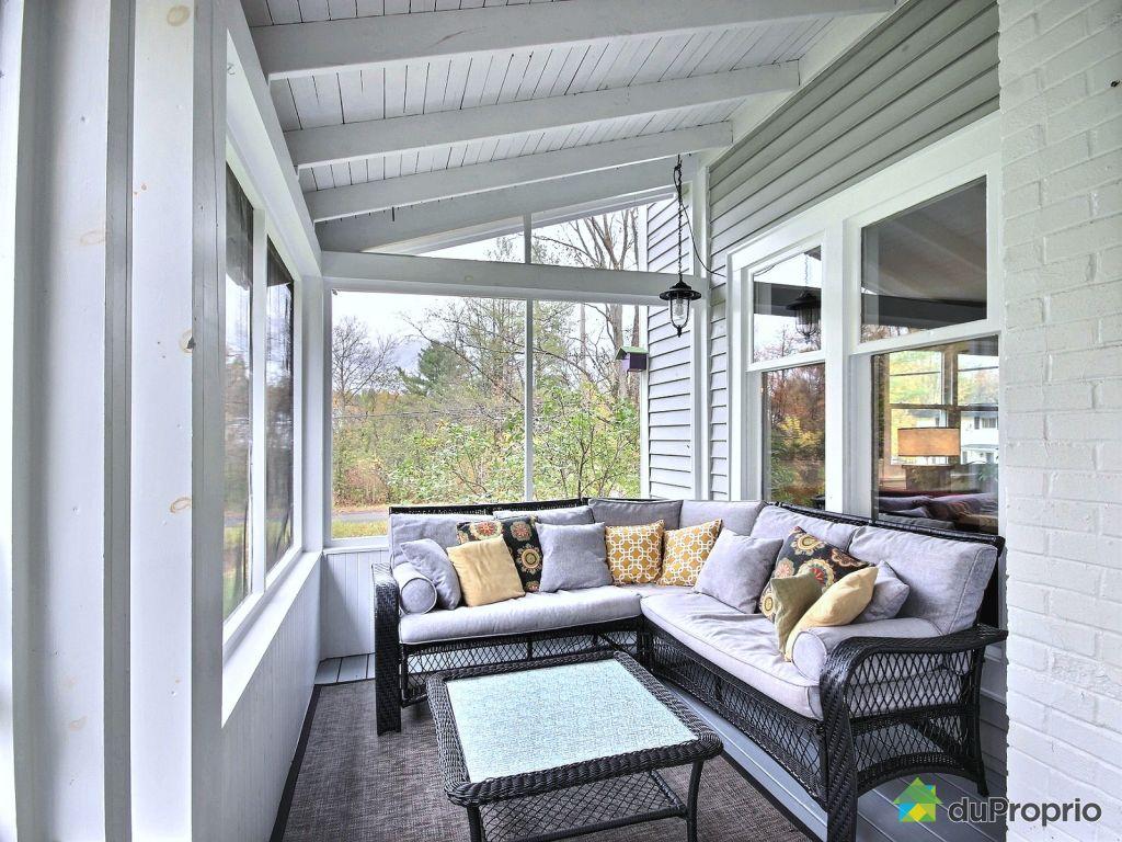 peut on construire une v randa sans autorisation. Black Bedroom Furniture Sets. Home Design Ideas