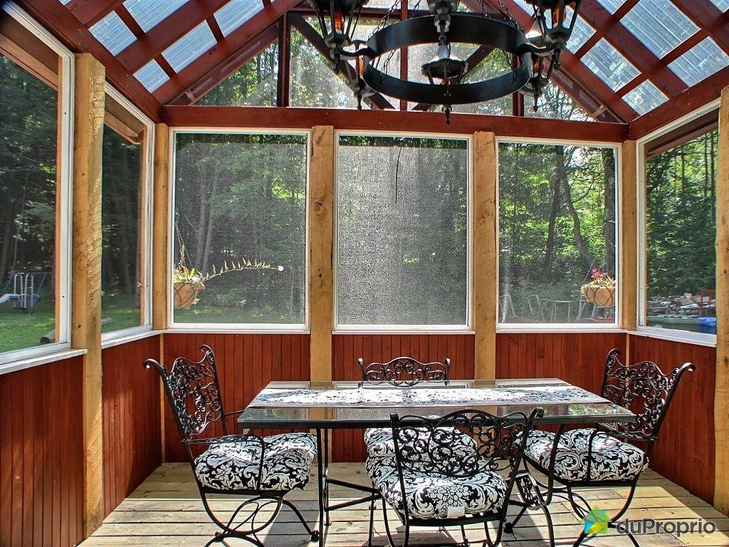 prix d 39 une v randa de 6m2. Black Bedroom Furniture Sets. Home Design Ideas
