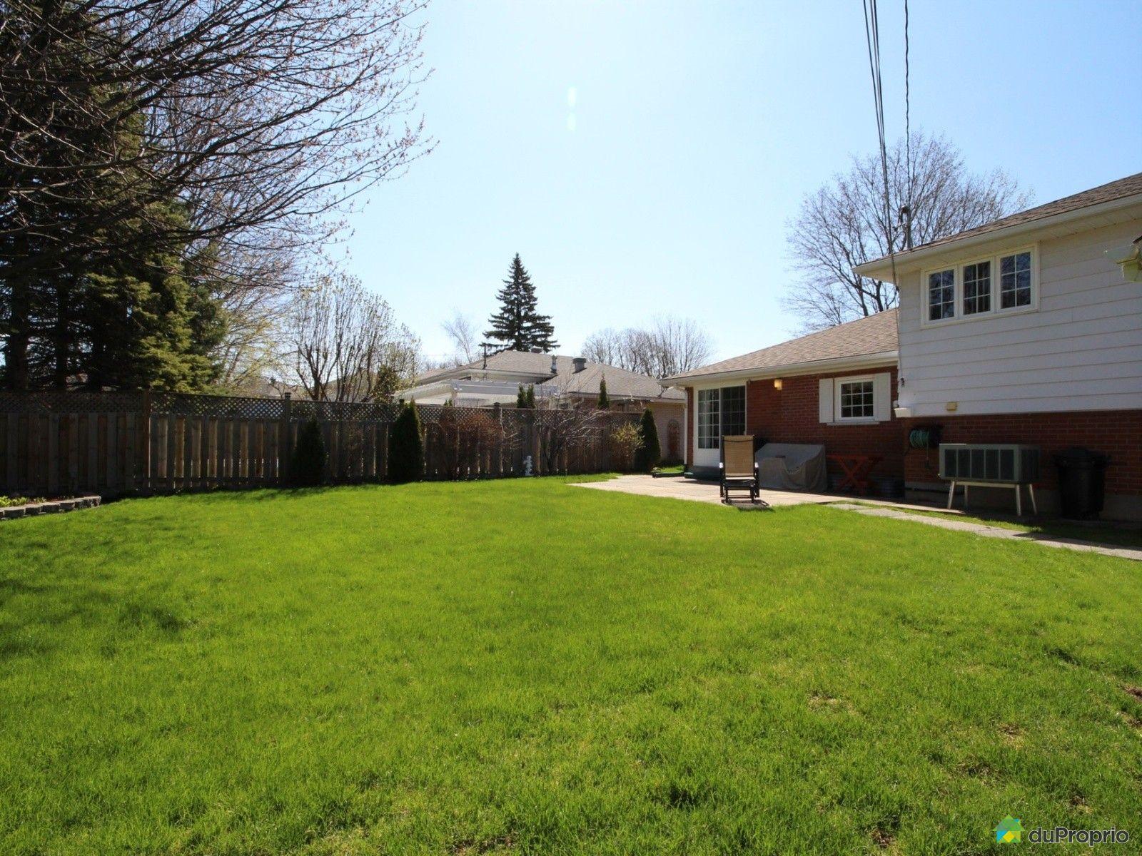 Maison vendre candiac 16 avenue de honfleur immobilier qu bec duproprio - Maison a vendre par le proprietaire ...