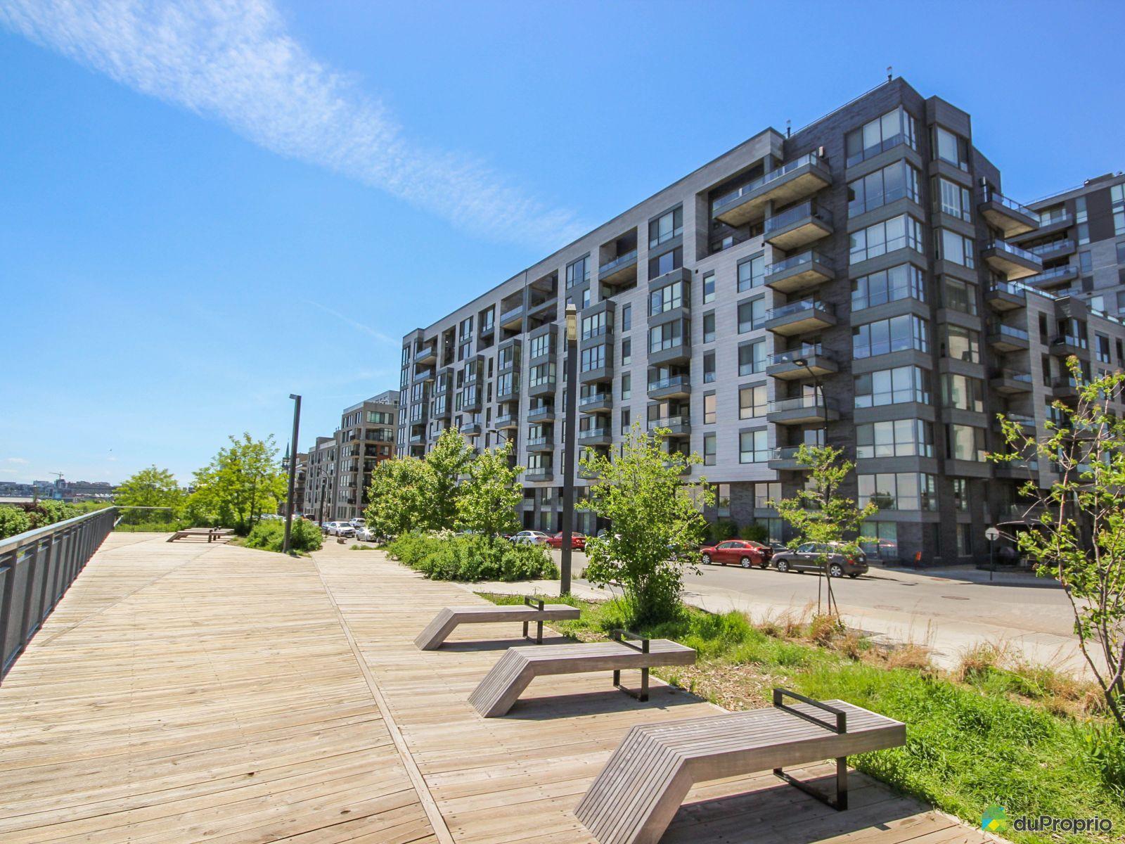 Condo vendu montr al immobilier qu bec duproprio 581818 for Appartement avec piscine montreal