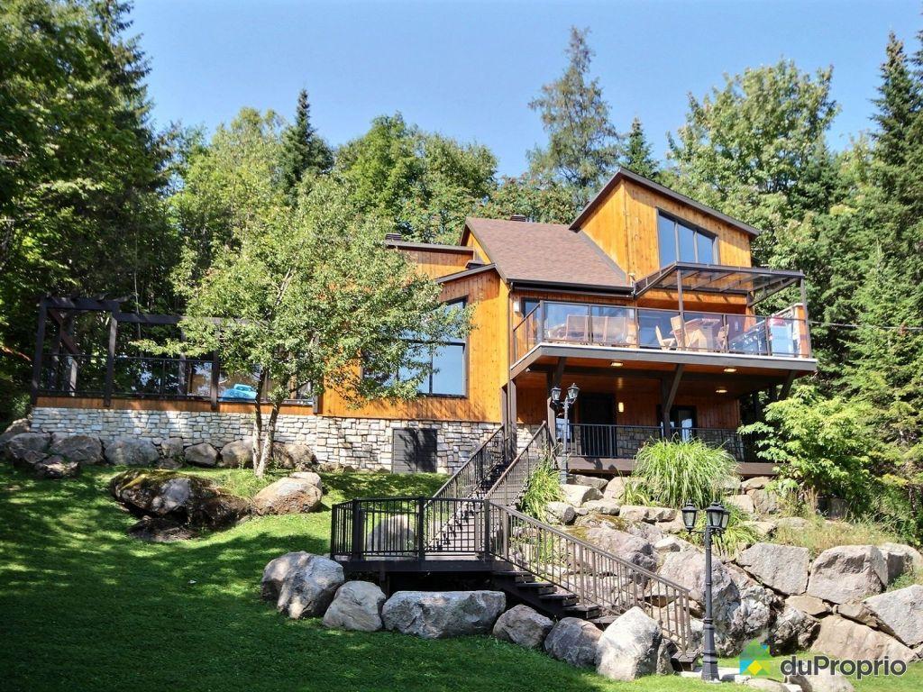 maison a vendre a lac beauport proprietes etangs a. Black Bedroom Furniture Sets. Home Design Ideas