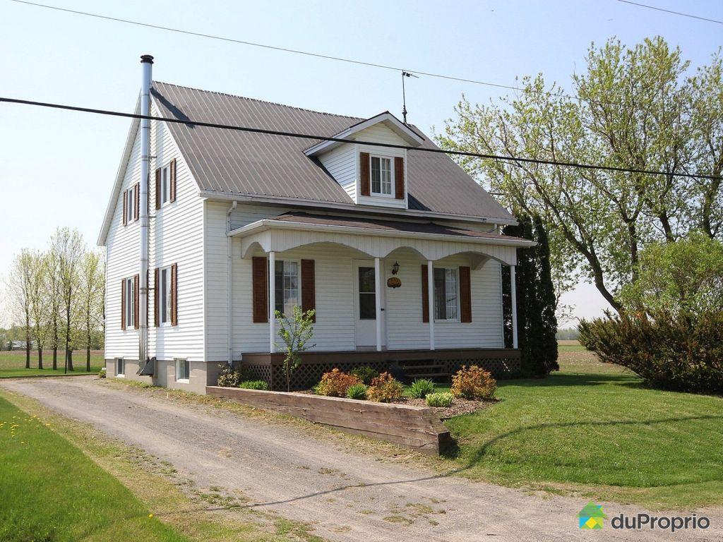 Maison vendre parisville 570 route principale est for Achat de maison quebec