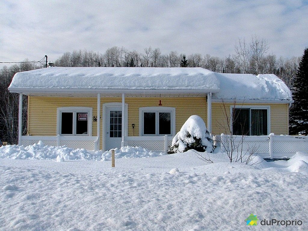 Maison vendu PetitSaguenay, immobilier Québec  DuProprio