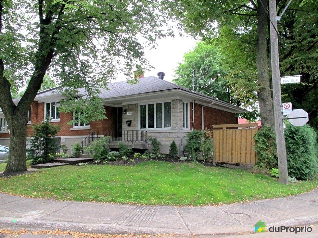Maison vendu montr al immobilier qu bec duproprio 540103 for Acheter maison montreal canada