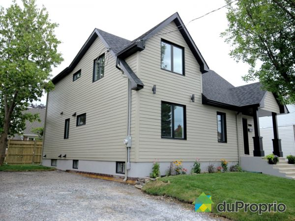 Maison vendu montr al immobilier qu bec duproprio 626037 for Extension maison quebec