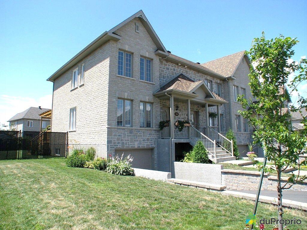 Maison vendu candiac immobilier qu bec duproprio 347425 for Maison moderne a vendre candiac