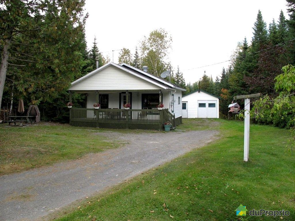 Maison vendu StOmerLIslet, immobilier Québec