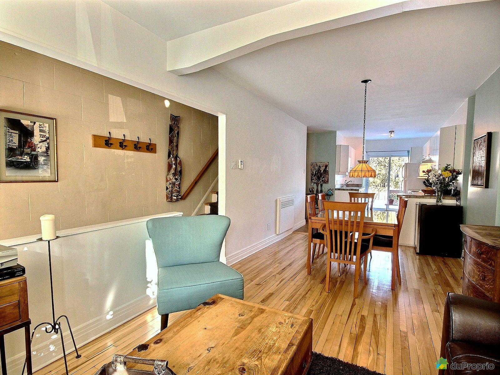 Maison vendu montr al immobilier qu bec duproprio 677353 for Acheter maison montreal canada