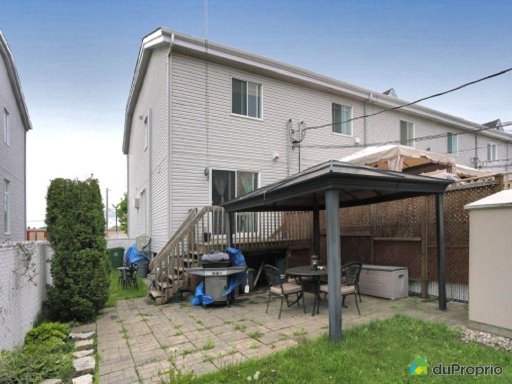 Maison vendu montr al immobilier qu bec duproprio 489516 for Piscine hochelaga