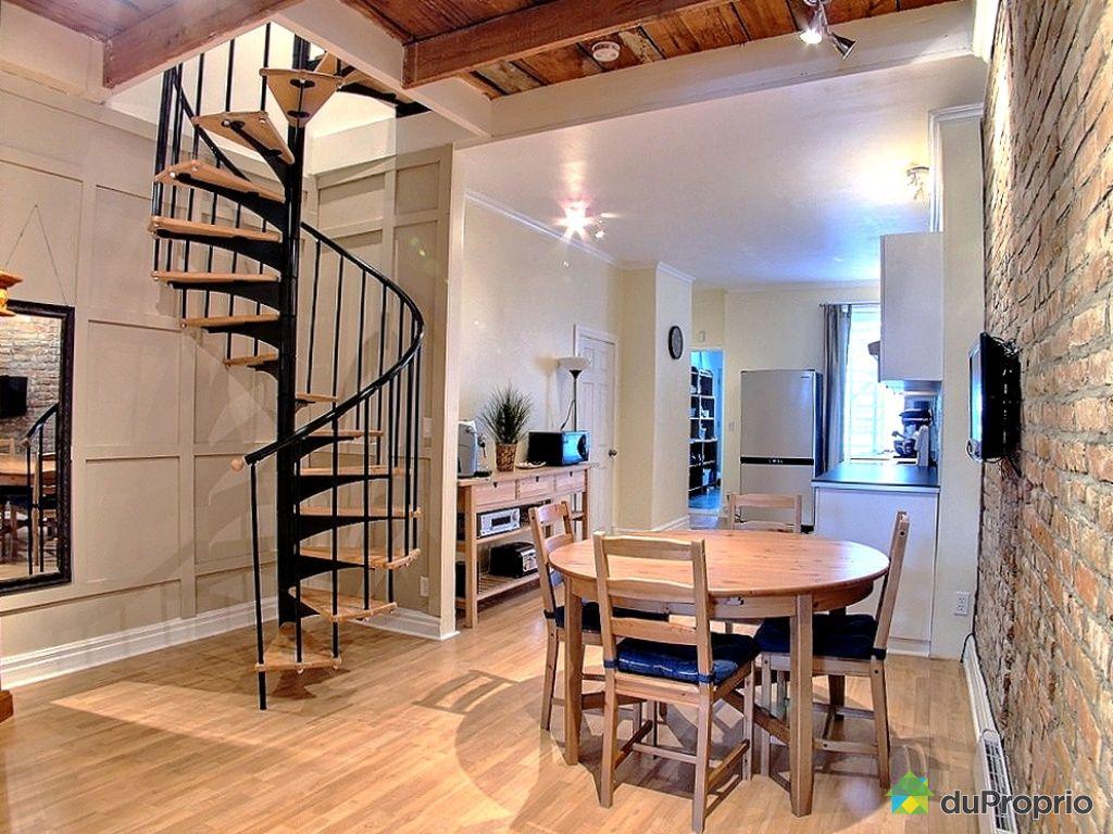 Maison vendu montr al immobilier qu bec duproprio 387662 for Renovation petite maison de ville