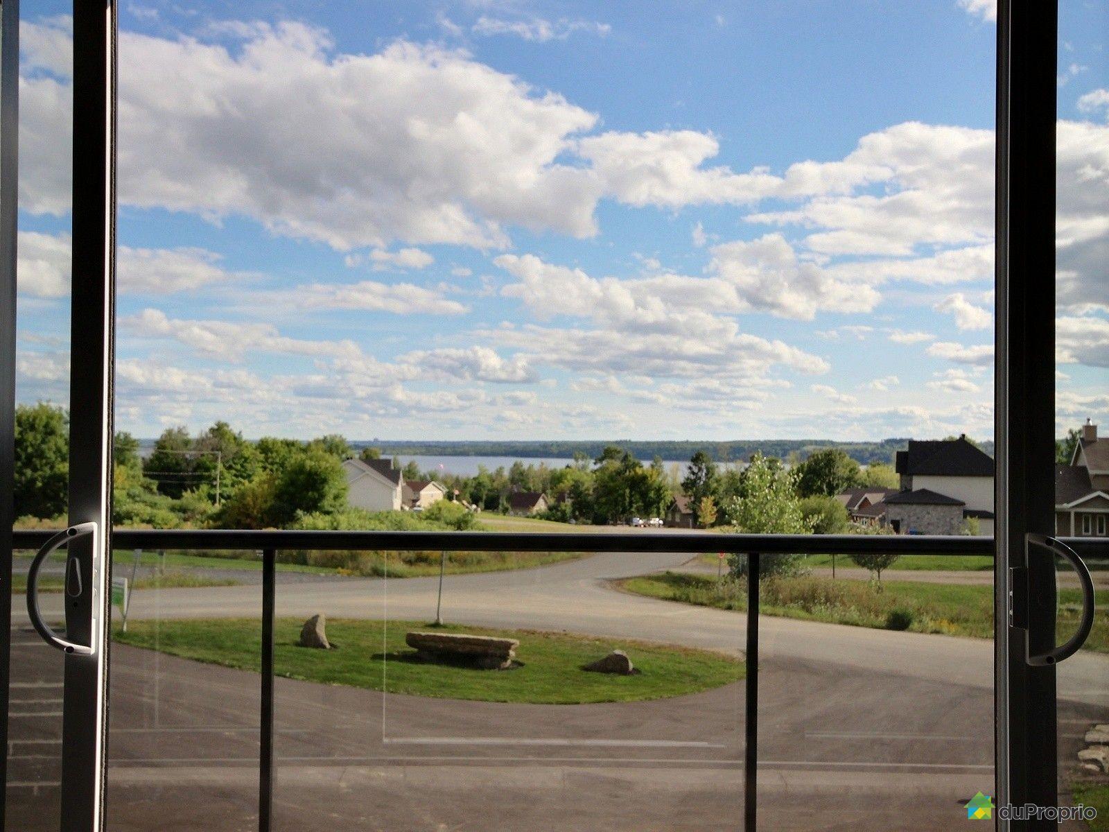 Maison vendre luskville 4 chemin fortin immobilier for Piscine radiant quebec