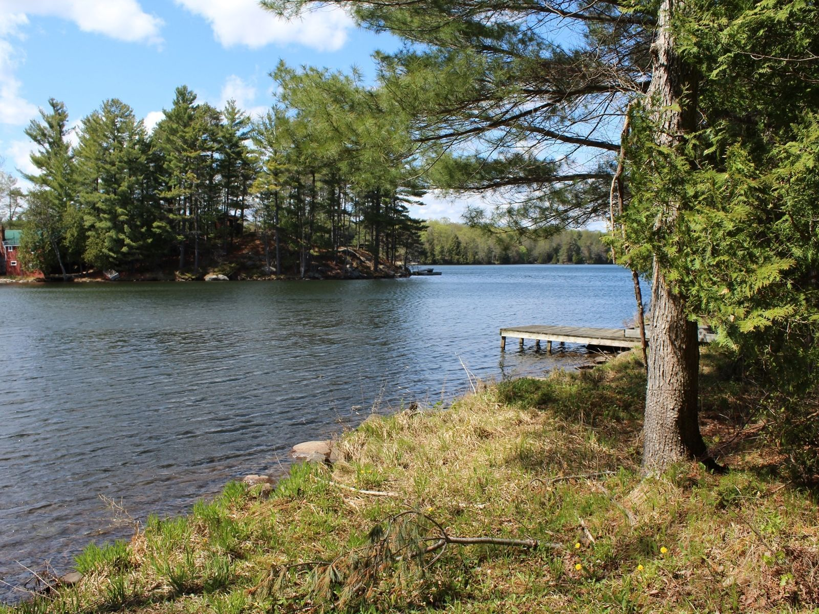 Cottage for sale in Parham, 1059 Eagle Lake South Shore ...