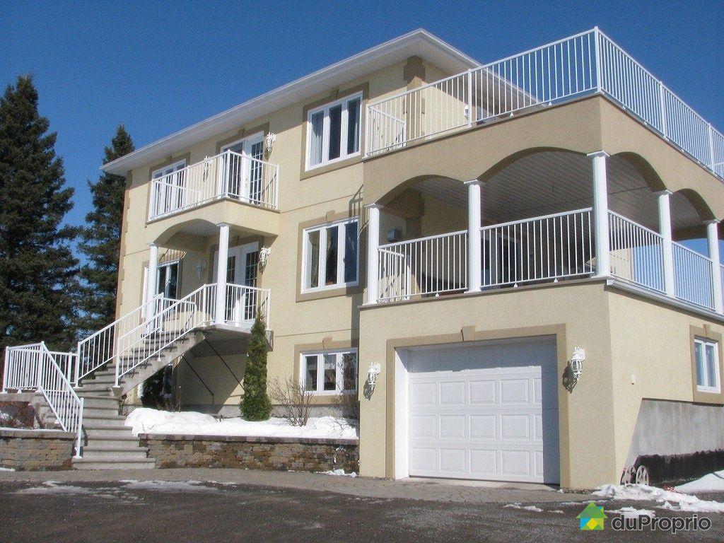 House for sale in chicoutimi 286 rue comtois duproprio for Chambre communiquante