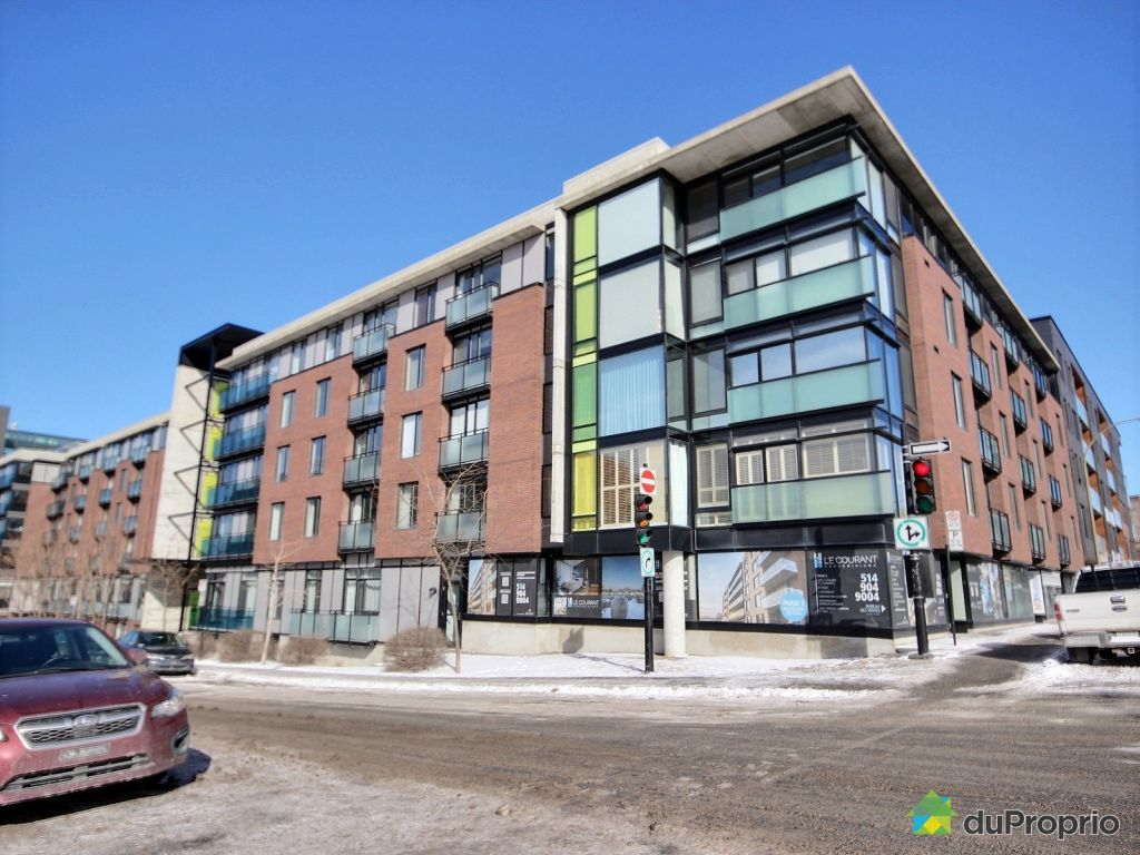 Condo for sale in montreal 009 1451 rue parthenais for La downtown condo for sale